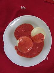 Fruchtsauce