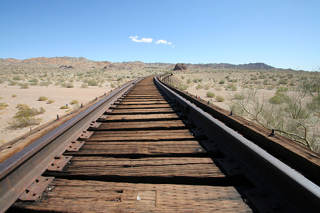 Eagle Mountain Railroad Trestle (3801)