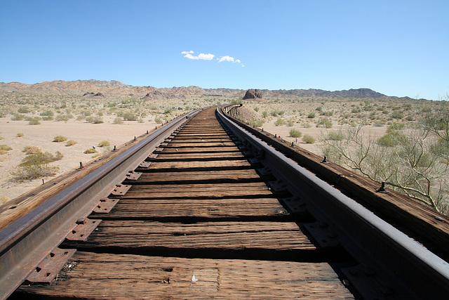 Eagle Mountain Railroad Trestle (3801)