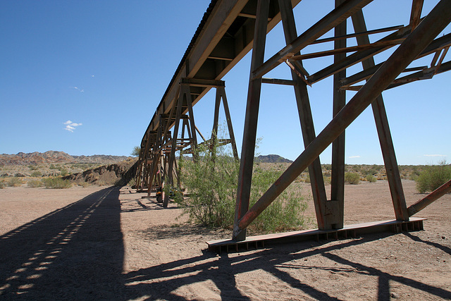 Eagle Mountain Railroad Trestle (3812)