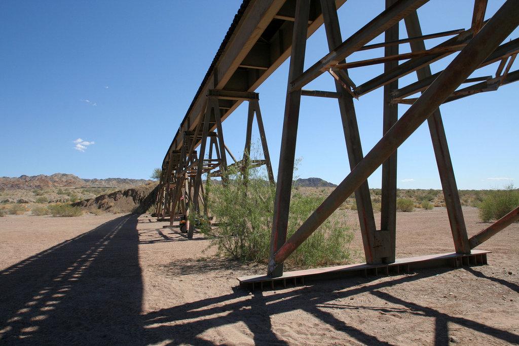 Eagle Mountain Railroad Trestle (3812)