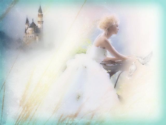 princesse au grand coeur pour ma fille Coralie