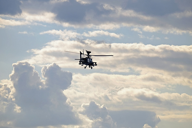 Wings and Wheels Dunsfold August 2014 X-T1 Apache 3