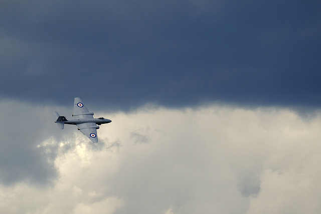 Wings and Wheels Dunsfold August 2014 X-T1 Canberra 8