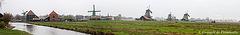 Les moulins de Zaanse Shans