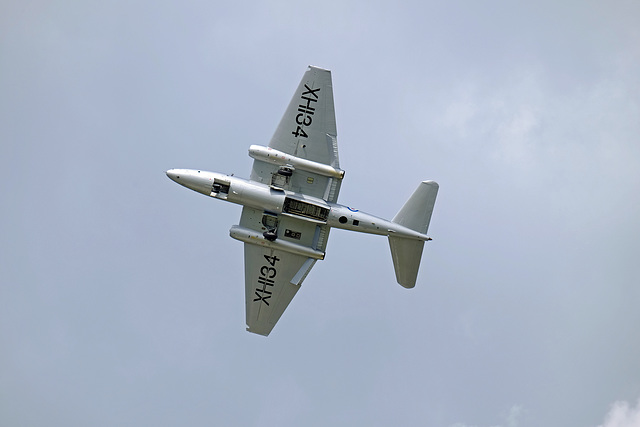 Wings and Wheels Dunsfold August 2014 X-T1 Canberra 9