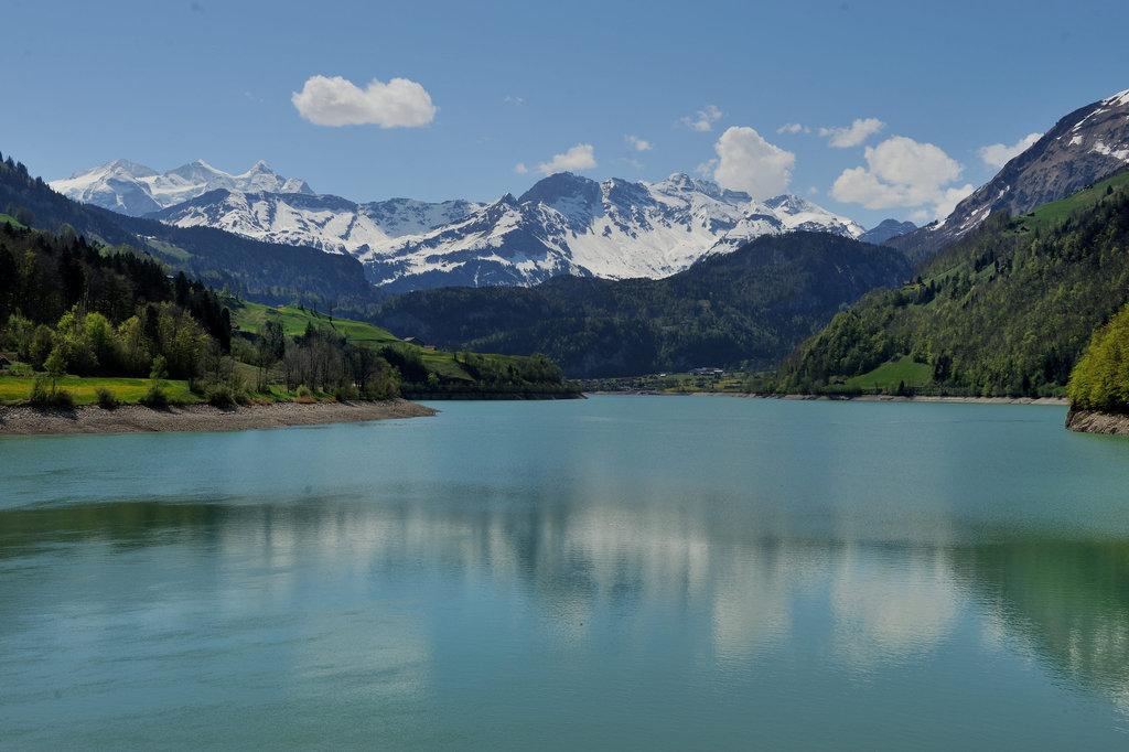 Lac de Lungern (Obwald)