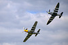 Wings and Wheels Dunsfold August 2014 X-T1 Spitfire Mk IXB Mustang P51D 5