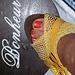 Le Bonheur de Dame Annick en talons hauts / Annick is happy in high heels - Photo originale