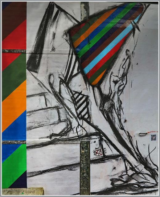 ...délire mural ...!