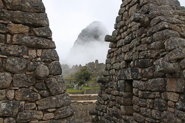 View of Huayna Picchu