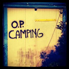 Ondulati Panaro Camping
