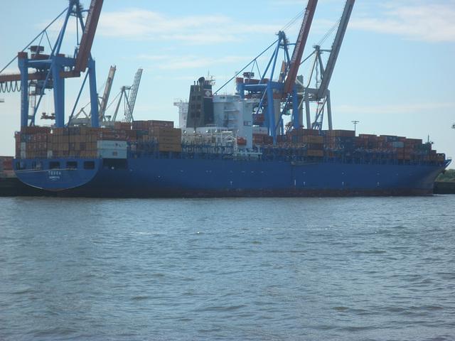 "Containerschiff  ""TESSA"""