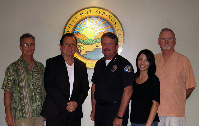 DHS Public Safety Commission with Chief Pat Williams (2858)