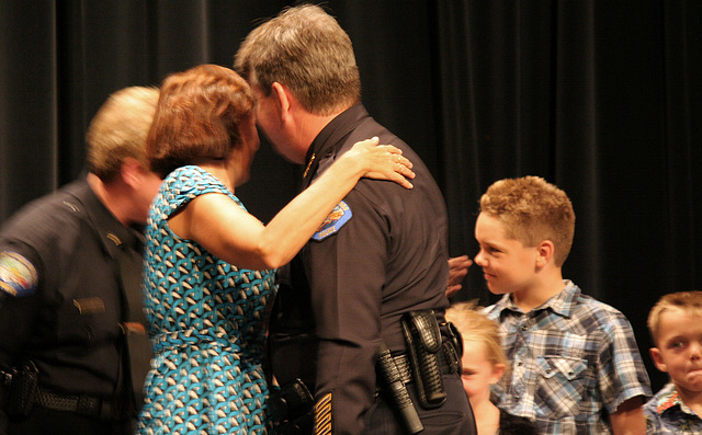 Chief Williams and family (6543)