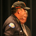 Chief Williams in San Francisco Giants Cap (6450)