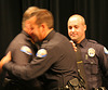 Chief Williams says farewell to officers of the POA (6455)