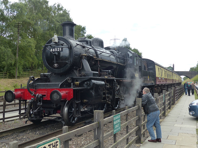 Great Central Railway (52) - 15 July 2014