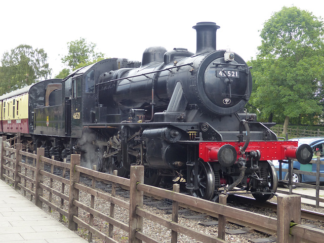 Great Central Railway (53) - 15 July 2014