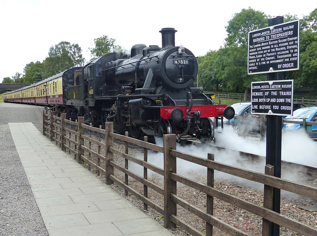 Great Central Railway (55) - 15 July 2014