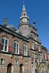 Nederland - Bolsward, city hall