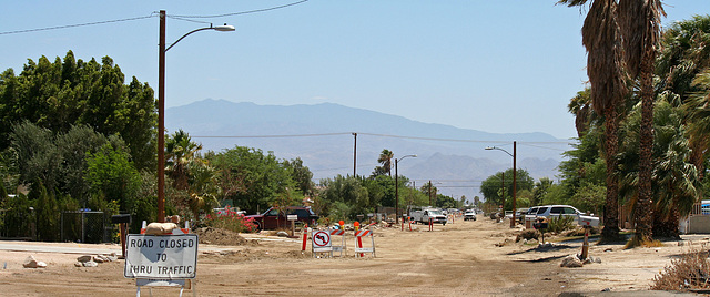 Joint MSWD - City of DHS Cactus Drive Improvements (5956)