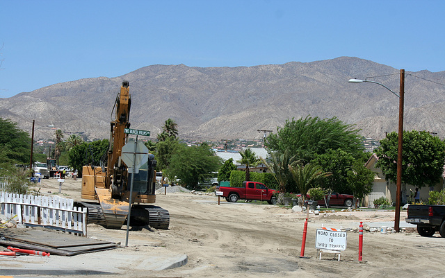 Joint MSWD - City of DHS Cactus Drive Improvements (5963)