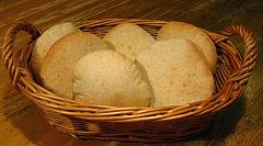 WGB Challenge #45: Whole Wheat Pita Bread