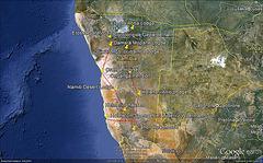 Namibia 2012  23.07.2012 bis 08.08.2012