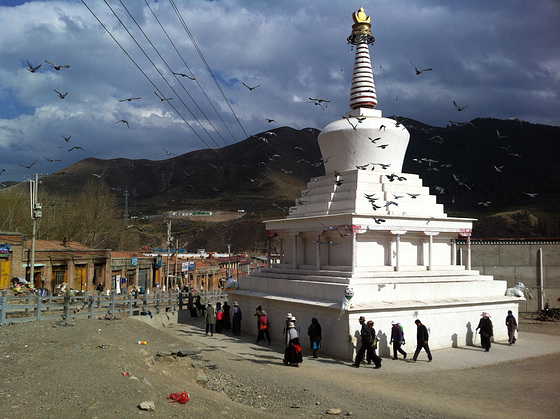 Stupa de Labrang