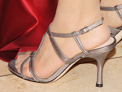 glint heels and nylons (F)