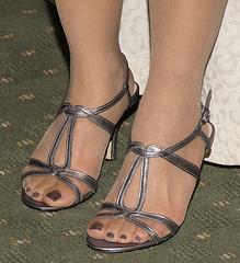 cousin in glint heels