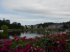 le lac de bagnoles de l'orne