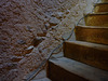 Escalier du donjon M / The M keep's stairs