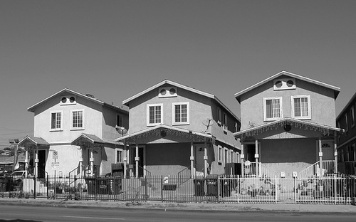 Three Sisters - Cesar Chavez Blvd (0730)