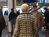 Blonde Danoise en talons hauts / Danish blonde in high heels - 26 octobre 2008.