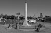 Mexican Veterans Memorial - East Los Angeles (0725)