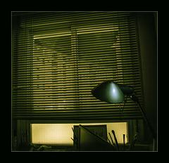 En el silencio de la noche