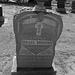 Civil War Veteran - Evergreen Cemetery (0747)