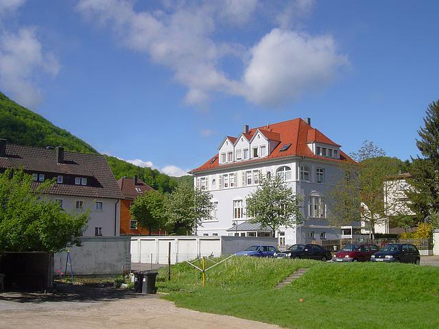 Schulhaus 1913