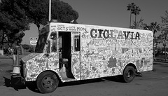 CicLAvia Truck - Belvedere Park - East Los Angeles (0751)