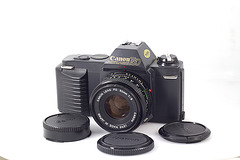 Canon T50+ FD 50mm 1:2