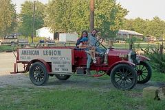 1917 Ford Model T Firetruck