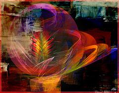 On repeint son tableau ...........Comme on aime ..........Toujours différent............... toujours le même