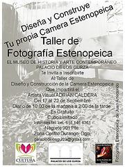 Taller Fotografía Estenopeica Durango 1722