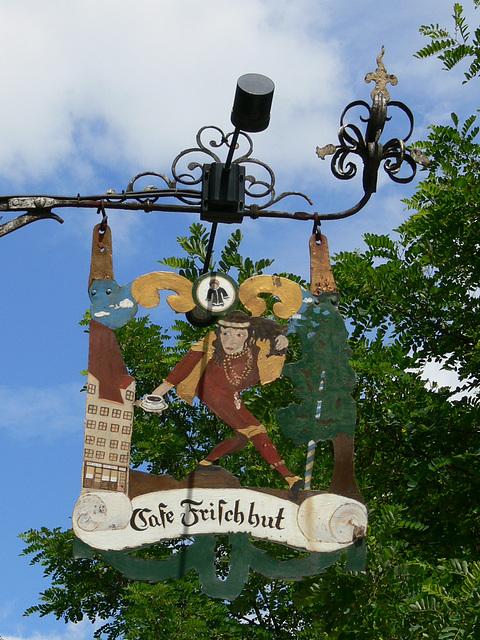 München - Cafe Frischhut