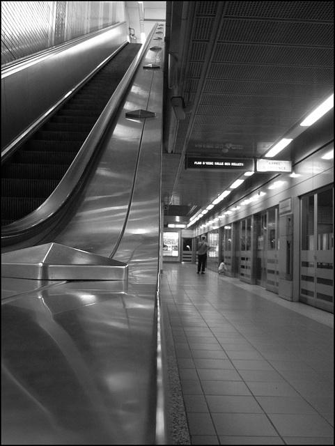 Station de métro Saint Cyprien