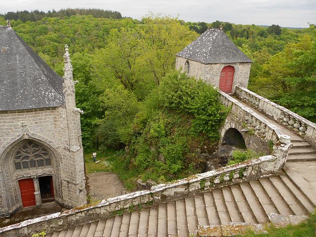 chapelle STE BARBE Le Faouet