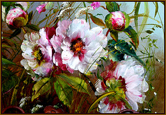 huile de Sylvie FORTIN, artiste peintre ***