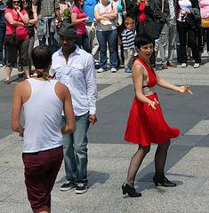 Flash Mob I (6004)